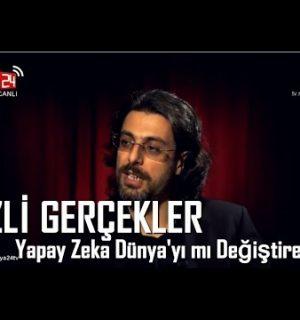 Gizli Gerçekler 17 11 2018   Medya24 Tv YAPAY ZEKA Hamza YARDIMCIOĞLU