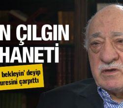 Gülen'in Kasım planı Zilzal Suresi ve yeni kehaneti