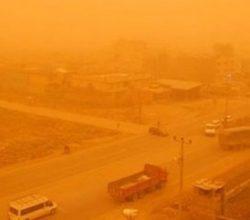 Güneydoğu'ya toz uyarısı
