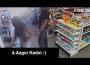 Güvenlik Kamerasına Yakalanmış En Tuhaf 10 Olay