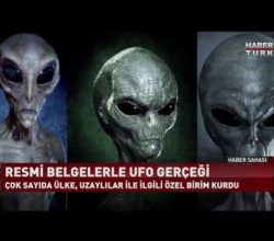 Haber Sahası – 13 Ocak 2017 (UFO Dosyası)