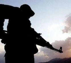 Hakkari'de saldırı hazırlığındaki terörist öldürüldü