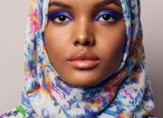 Halima Aden in İlham Veren Stili