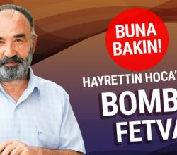 Hayrettin Karaman'dan bomba referandum fetvası