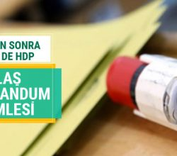 HDP'den flaş referandum hamlesi!