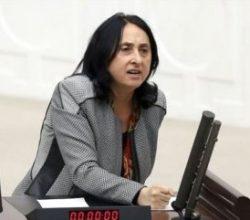 HDP'li Nursel Aydoğan'ın vekilliği düşürüldü