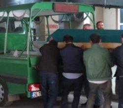 İbrahim Erkal'ın cenazesi hastaneden alındı
