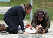 İçerde Melek'in vurulma anı! Kimin vurduğunu sadece onlar görebildi