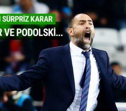 Igor Tudor'dan sürpriz karar! Snijder ve Podolski…