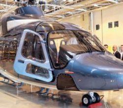 İlk yerli sivil helikopter geliyor