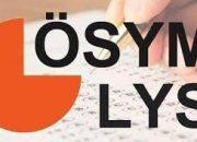 LYS başvuruları bugün sona eriyor