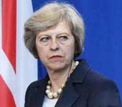 İngiltere başbakanı Theresa May seçim gecesi ağlamış