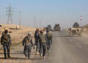 Irak'ın Suriye sınırında 100 DEAŞ militanı öldürüldü