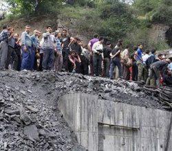 İran'daki maden faciasından kara haber