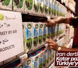 İran Katar pazarında Türkiye'nin gerisinde kaldı