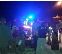 İşçileri taşıyan traktörün römorku devrildi: 12 yaralı