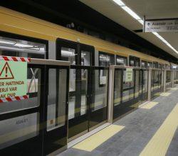 İstanbul'a yeni metro hattı Topbaş açıkladı