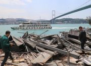 İstanbul Boğazı'ndaki kaçak yapılara izin verilmiyor