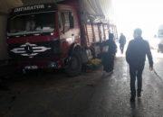 İstanbul'da Anadolu yakası trafiğini felç eden kaza