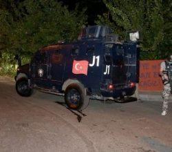 İstanbul'da özel harekat destekli terör operasyonu