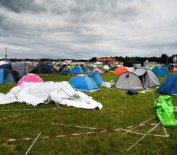 İsveç'in en büyük festivaline 'tecavüz' iptali