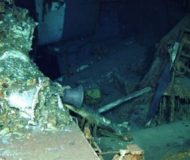 Japonya'nın batırdığı ABD gemisinin enkazı bulundu