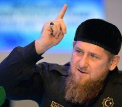 Kadirov: Batı Rusya'nın yıkılması için her şeyi yaptı