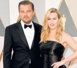 Kate Winslet Leonardo DiCaprio açıklaması