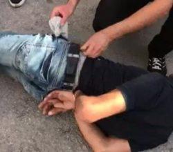 Kayseri'de uyuştucu taciri anne-oğul yakalandı