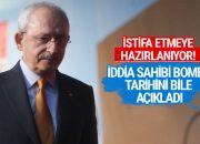 Kemal Kılıçdaroğlu istifa mı ediyor iddia sahibi bomba!
