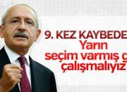 Kemal Kılıçdaroğlu'ndan parti teşkilatlarına 2019 uyarısı