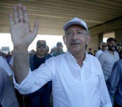 Kemal Kılıçdaroğlu'nun yürüyüşü 19. gününde