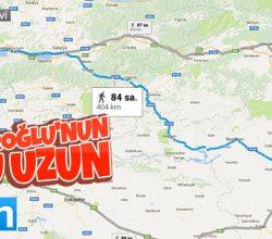 Kemal Kılıçdaroğlu'nun yürüyüşünde 2. gün