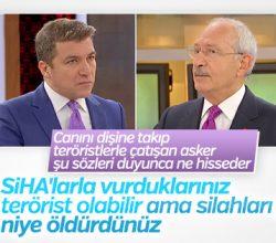 Kemal Kılıçdaroğlu Sezgin Tanrıkulu'na sahip çıktı