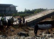 Kenya'da Çin malı köprü 2 haftada çöktü