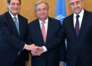 Kıbrıs konusunda liderler görüştü