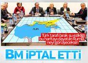 Kıbrıs'ta Türk ve Rum birleşme görüşmeleri iptal