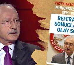 Kılıçdaroğlu'ndan olay referandum açıklaması