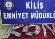 Kilis'te cinsellik artırıcı 3 bin hap ele geçirildi