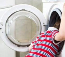 Kız çocuğu çamaşır makinesinde ölü bulundu