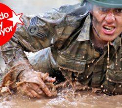 Komandoların zorlu askeri eğitimleri