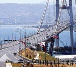 Köprü ve tünelde araç sayısı gerçekleri