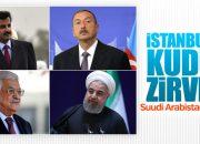 Liderler Kudüs için İstanbul'da