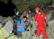 Likya Yolu'nda kaybolan gençleri UMKE buldu