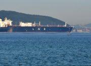 LNG tankeri Çanekkale Boğazı'ndan geçiş yaptı