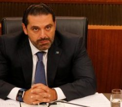 Lübnan'ın istifa eden Başbakanı Hariri'den açıklama