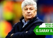 Lucescu'nun menajerinden Galatasaray açıklaması!