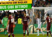 Lyon – Beşiktaş maçı golleri ve geniş özeti
