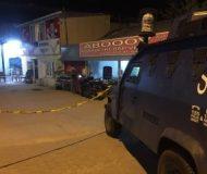 Maltepe'de oto yıkamacısına el yapımı patlayıcı atıldı