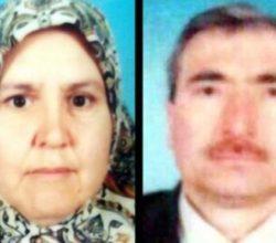 Manisa'da baltalı eş cinayeti